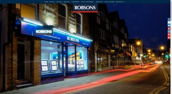 Robsons Estates | Robsons Estate Agents