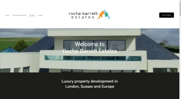 Roche Barrett Estates limited, Brighton