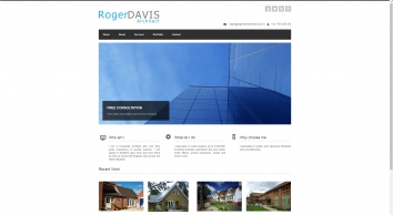 Roger Davis Chartered Architect
