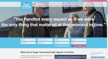 Roger Hemming Estate Agents, Honiton