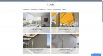 Roller Blinds Chile