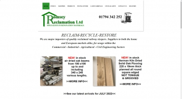 Romsey Reclamation Ltd