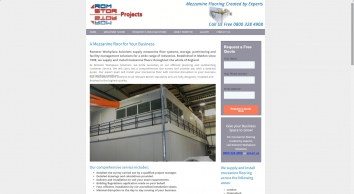 Romstor Mezzanine Floors