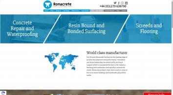 Ronacrete Ltd