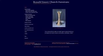 Ronald Emett Furniture