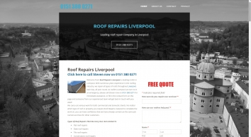 Roof Repairs Liverpool - Roofers In Liverpool