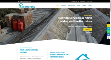 Roofers in Barnet, Enfield, North London | AM Roofing