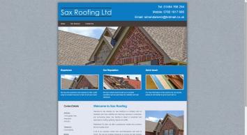 Sax Roofing Ltd