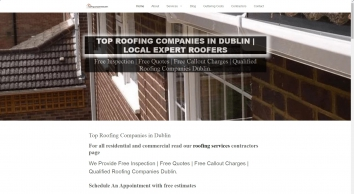 Roofing Companies Dublin