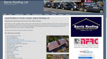 Barris Roofing Ltd