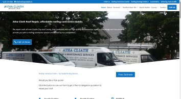Roofers Dublin | Atha Cliath Roofi Repairs Contractors | Roof Repair Dublin