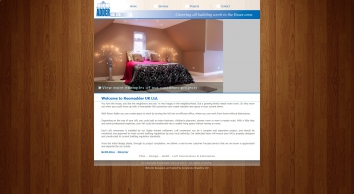 Room Adder Home Page