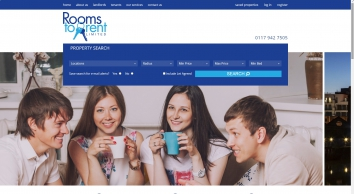 Rooms To Rent Limited