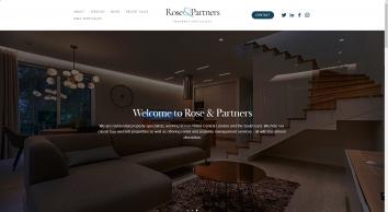 Rose & Partners, London