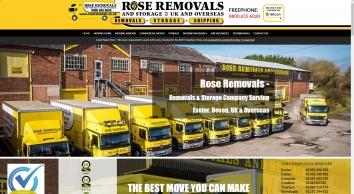 Rose Removals