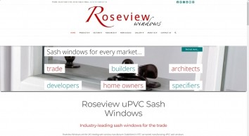 Sash Windows from Roseview