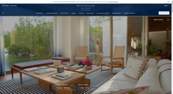 Riviera Maya Resort   Playa Del Carmen Resort   Rosewood Mayakoba