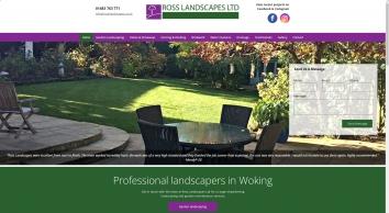Ross Landscapes Ltd