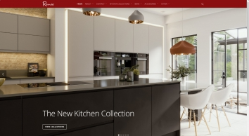 Roundel kitchen