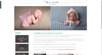 Storytelling at its most inspirational, evocative best. » Hampshire Portrait and Wedding Photographer | Rowan Watts Photography