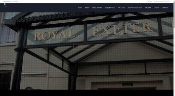 The Royal Exeter Hotel