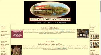 Royal Port Antiques