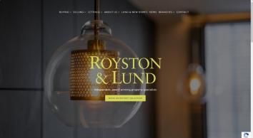 Royston & Lund Estate Agents, West Bridgford