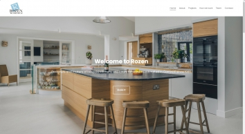 Rozen : Bespoke Furniture & Kitchens Cornwall