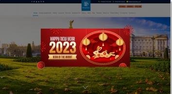 RR Properties Ltd, London, SW7