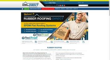 Rubber Roofing Direct National suppliers EPDM Roofing
