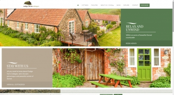 Rudge Farm Cottages - Dorset Holiday Cottages - Self Catering Cottages
