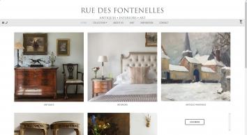 Rue des Fontenelles