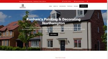 Runham\'s Painting & Decorating services