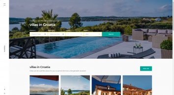 Villas and Holiday Homes in Croatia