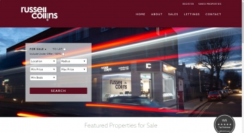 Russell Collins, Ealing - Sales