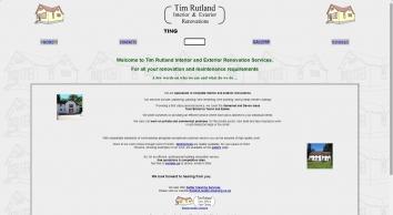 Tim Rutland Exterior & Interior Renovations