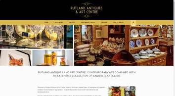 The Rutland Antiques Centre