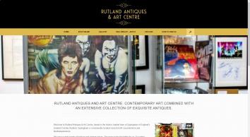 The Rutland Antiques Centre