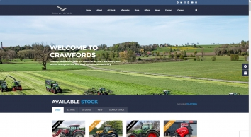 R W Crawford Agricultural Machinery