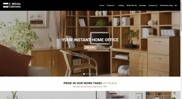 UK Home Office Furniture Manufacturers / Home Office Furniture Ideas