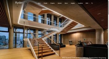 Ryder Architecture Glasgow Ltd
