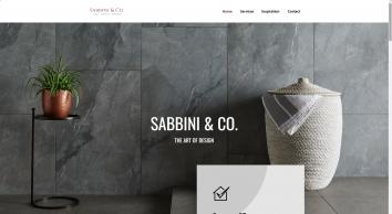 Sabbini & Co. Luxury Tiles, Stone, Wooden Flooring, Bespoke Furniture | Belfast - London - Dublin - Northern Ireland