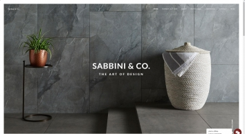 Sabbini & Co. | Luxury & Designer Tiles, Stone & Wooden Flooring | Ireland & Northern Ireland