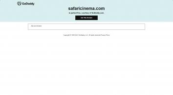 Safari Cinema