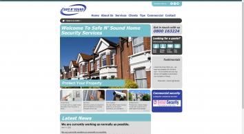 Safe N Sound Security Systems Ltd