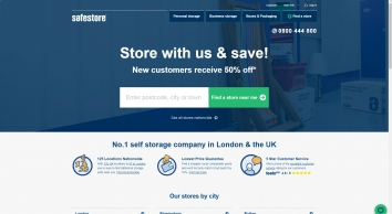 Safestore Limited, National