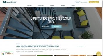 Salter Spiral Stair