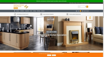 Heating and Kitchens