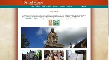The Samuel Johnson Birthplace Museum & Bookshop