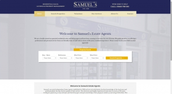 Samuel\'s Independent